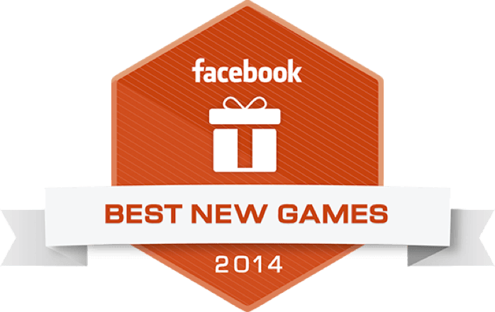 Facebook best new games 2014