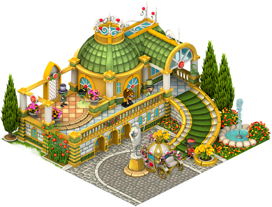 Ballroom mansion